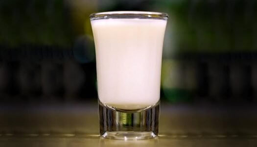 Irish Chata St. Patrick's Day Shot