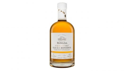 Koloa Launches Inaugural Aged Hawaiian Rum