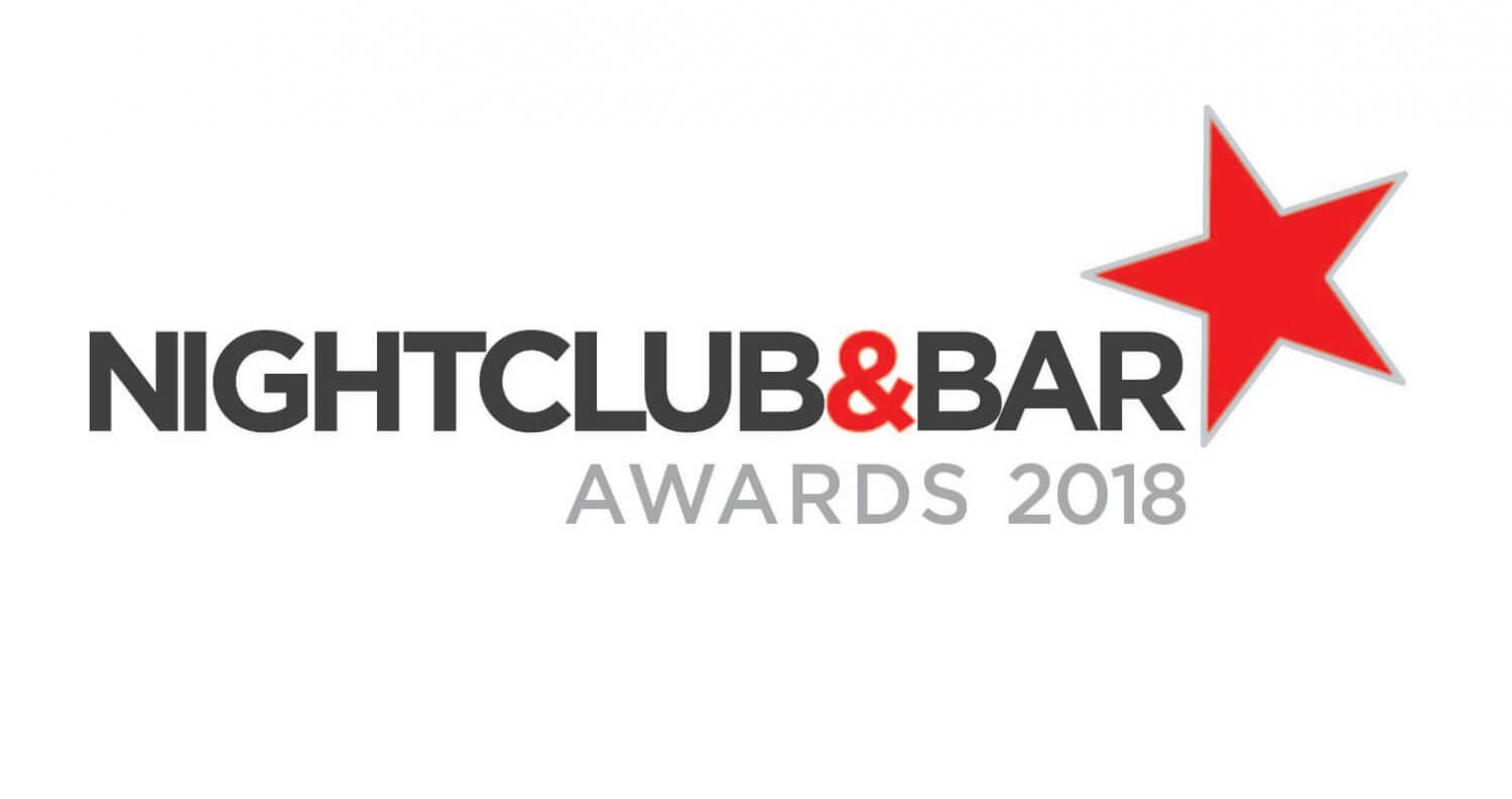 2018 Nightclub & Bar Award Winners Announced, logo on white, featured image