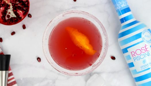 Must Mix: Rosé Sidecar