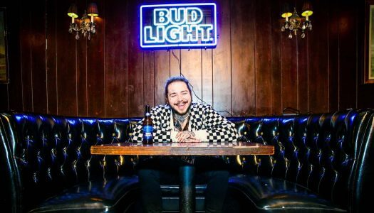 Post Malone Joins Bud Light Dive Bar Tour as Latest Headliner
