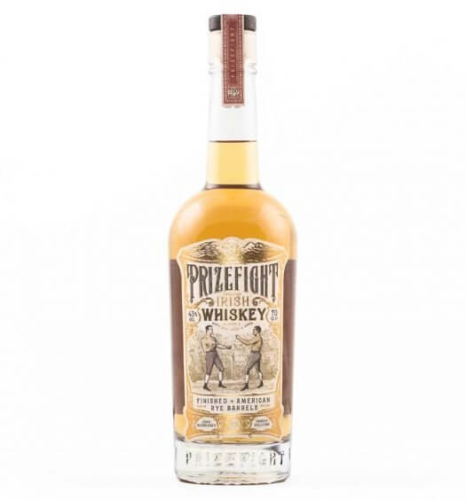 Prizefight Irish Whiskey, featufed image