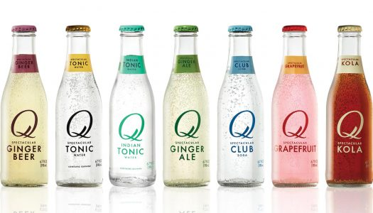 "Q Drinks Launches ""HIGHBALL'R"" Series For Bartenders"