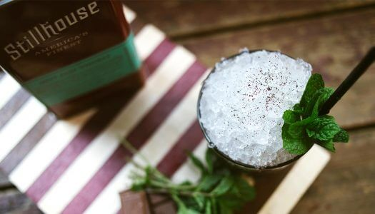 Easy to Mix: Stillhouse Mint Chip Whiskey Cocktails