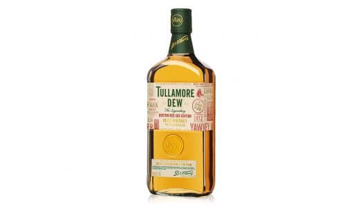 Tullamore D.E.W. Releases Limited Edition Boston Red Sox Bottle