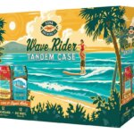 Wave Rider Tandem Case, case packaging on white, featured image