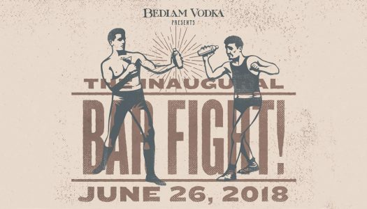 Bedlam Vodka Presents: The Inaugural Bar Fight Competition