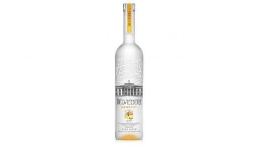 Belvedere Vodka Launches Ginger Zest