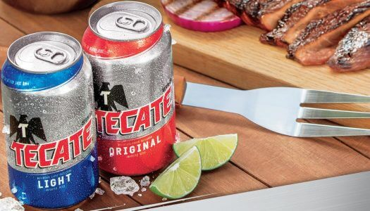 "Tecate Invites Beer Drinkers to ""Bring Your Pride to the Grill"""