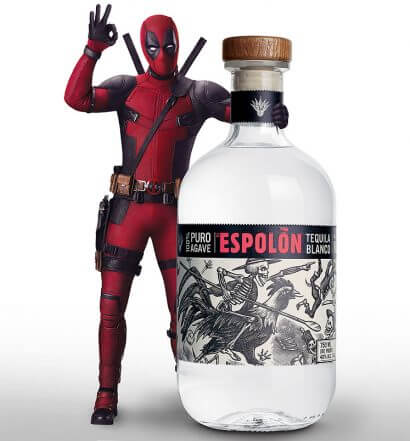 Deadpool is the New Creative Director for Espolòn Tequila, featured image