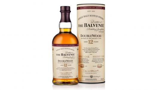 The Balvenie Marks 25th Anniversary of DoubleWood