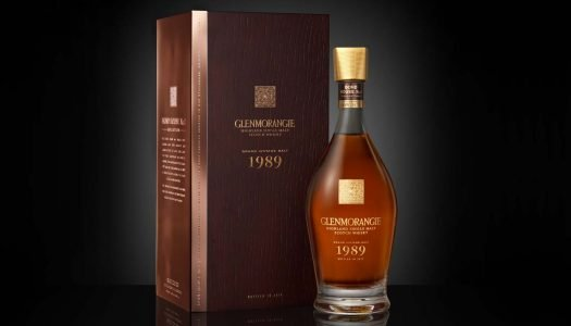 Glenmorangie Launches Grand Vintage Malt 1989
