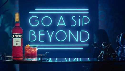 "Campari Invites Audiences to ""Go a Sip Beyond"""