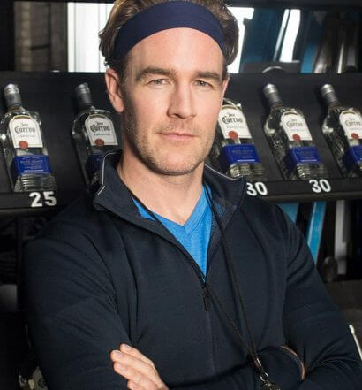 cinco-cise with James Van Der Beek, featured image