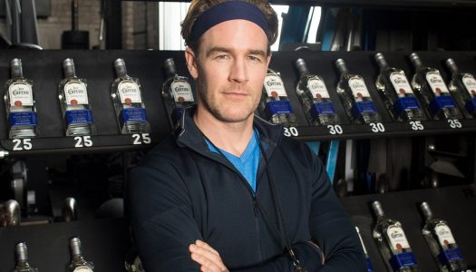 James Van Der Beek & Jose Cuervo Team Up for Cinco de Mayo