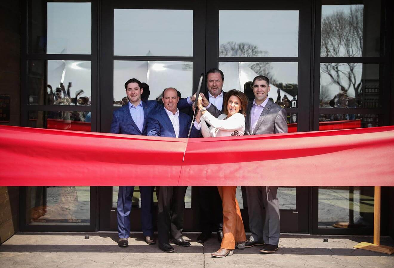 Lux Row Distillers Grand Opening
