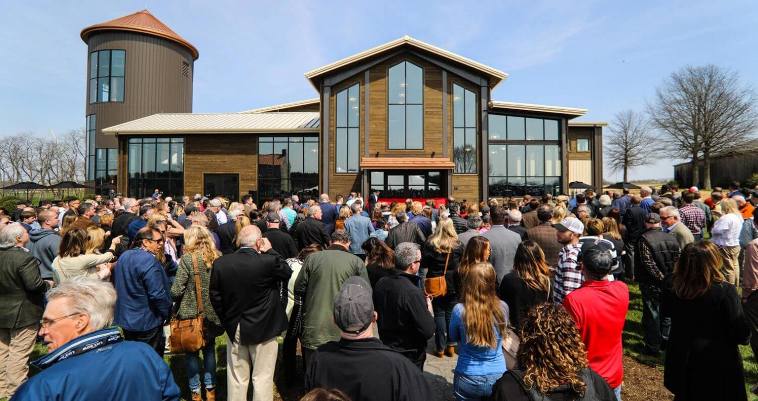 Lux Row Distillers Grand Opening, featured image