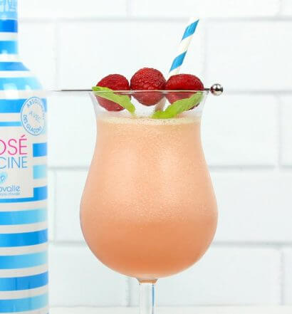 Lychee Frosé Piscine, featured image