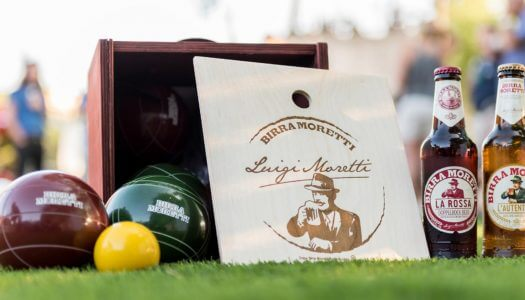 Birra Moretti Announces Return of Bocce Ball Program