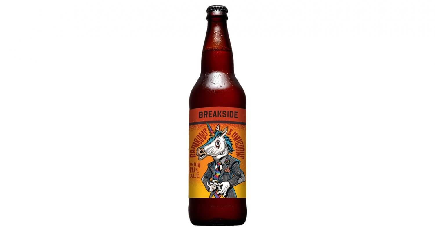 Rainbows & Unicorns IPA, featured image