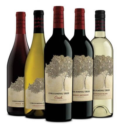 The Dreaming Tree new packaging, bottle variety, featured image