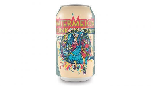 21st Amendment Brewery Releases Watermelon Funk