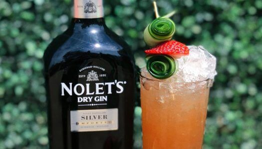 Mixing with NOLET'S Silver Gin – The Wave of the Future Part 4