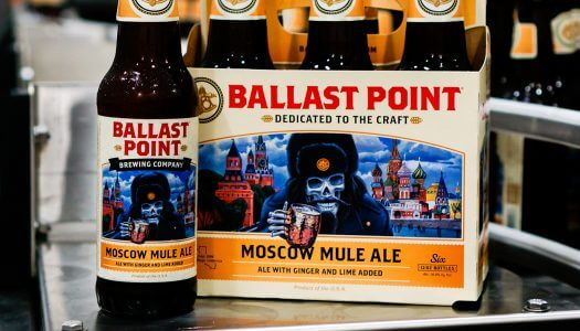 Ballast Point Releases Cocktail-Inspired Moscow Mule Ale