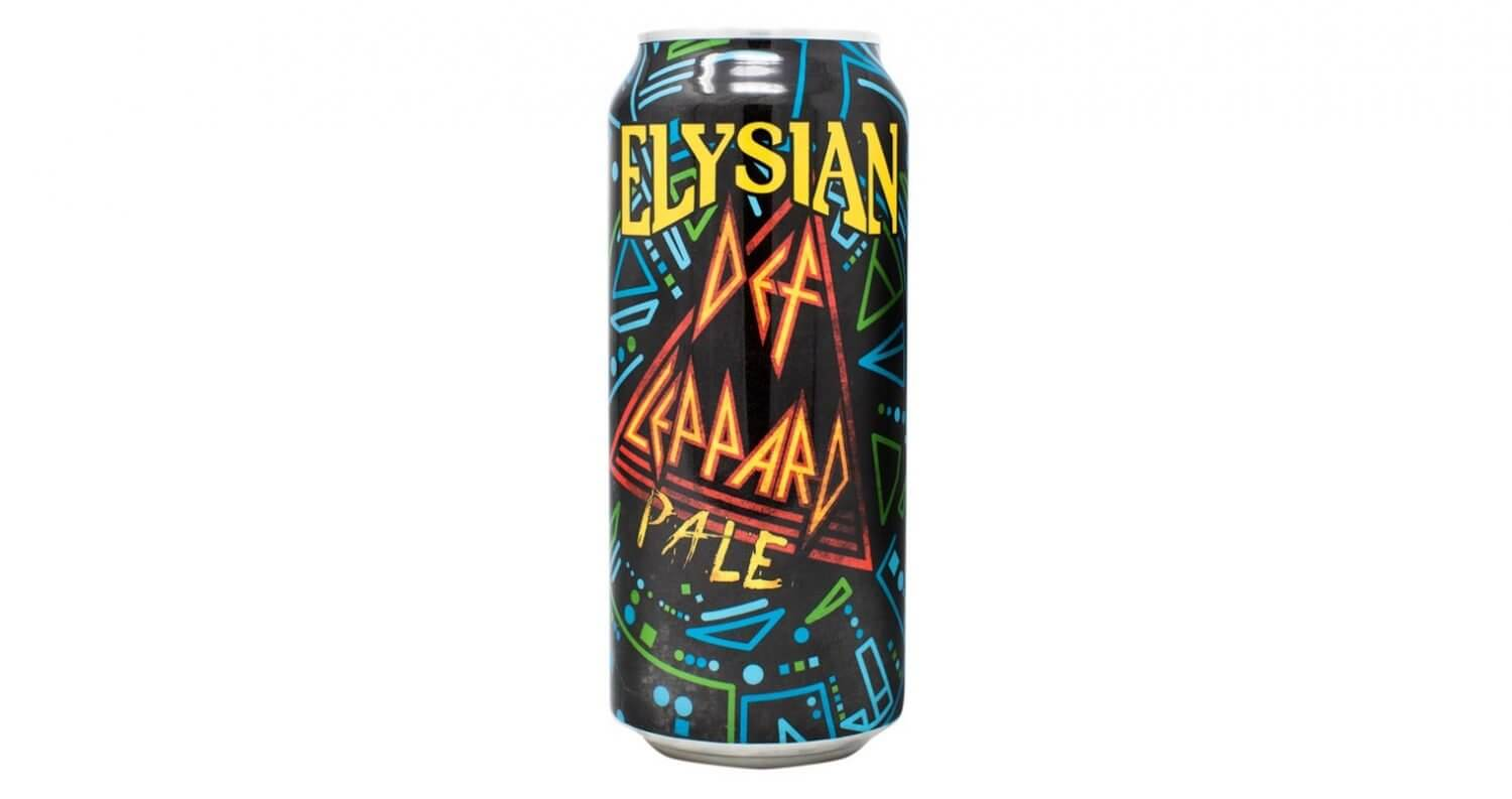 Def Leppard Pale, can on white, featured image