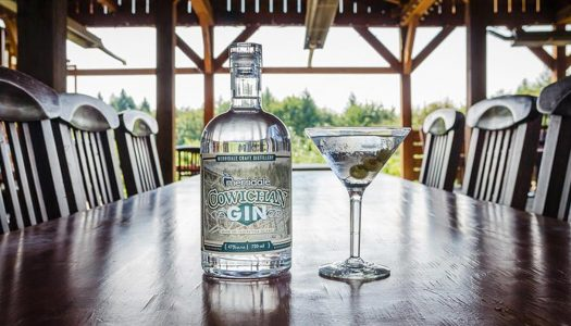 Gin Gone Wild on Vancouver Island