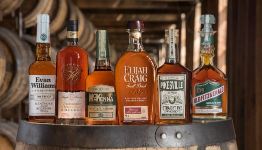 Heaven Hill Distillery Receives Multiple Awards at 2018 San Francisco Spirits Competition