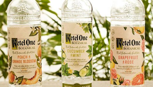 Ketel One Botanical Launches