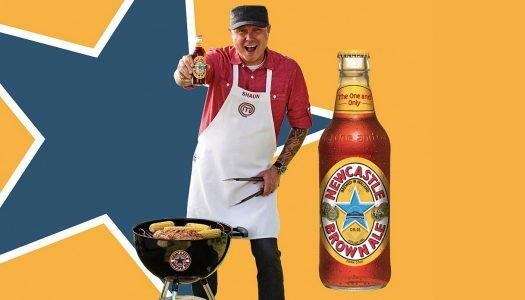 Newcastle Brown Ale and Masterchef Winner Shaun O'Neale Introduce Summer Grilling Recipe Series