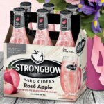 Apple Rosé and a Bouquet for Mother's Day, 6 pack and bouquet, featured image