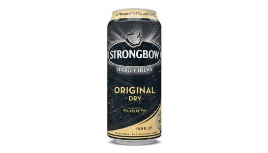 Strongbow Re-Introduces Original Dry Cider