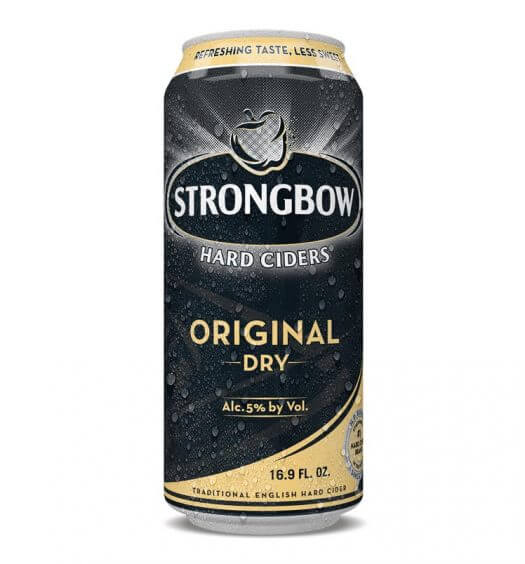 Strongbow Original Dry Cider, featured image