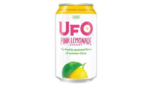 UFO Pink Lemonade Shandy Launches