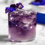 The Ultraviolet cocktail, featured image