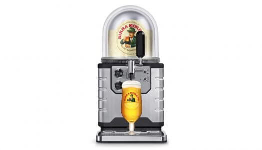 Heineken Taps Birra Moretti to Drive Tabletop Draught 'BLADE' Innovation