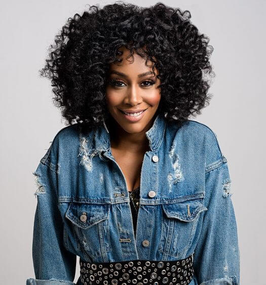 Chillin' with Simone Missick, jean shirt, featured image