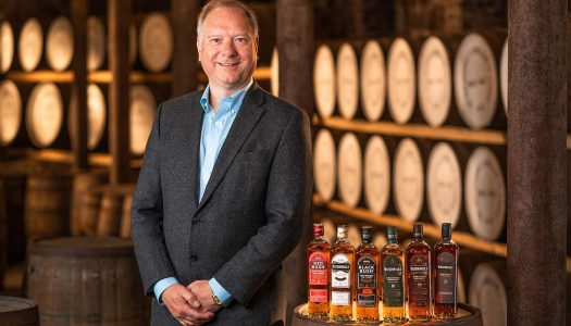 Executive Chairman of Bushmills Irish Whiskey Awarded OBE