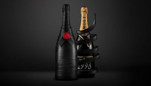 "Moët & Chandon's Launches ""Greatness Since 1998"" Limited-Edition Collection"