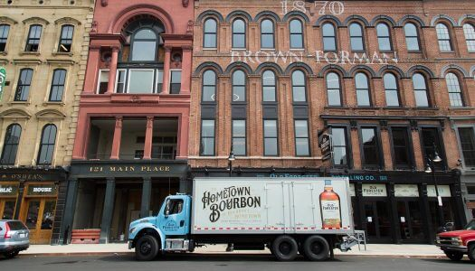 Old Forester Returns to Whiskey Row