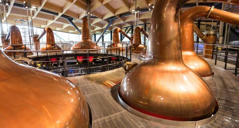 The Macallan New Distillery, featured image