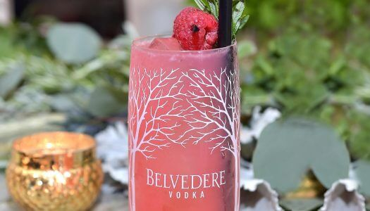 Easy to Mix: Belvedere Beautiful Future Cocktail