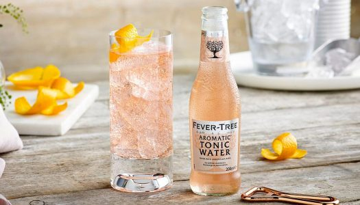 Fever-Tree Launches Pink Aromatic Tonic