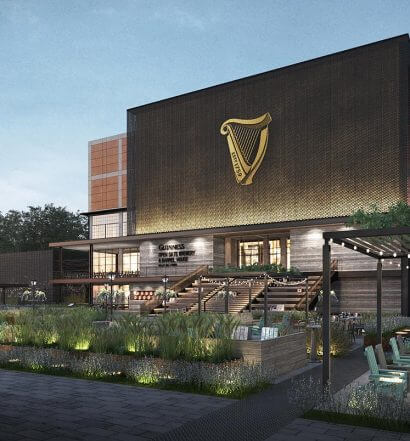 Guinness Open Gate Brewery & Barrel House, featured image