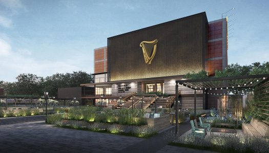 Guinness Open Gate Brewery & Barrel House Opening in Maryland