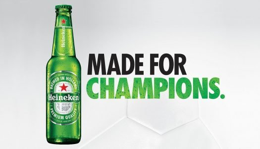 Heineken and the ICC Partner to Bring the Best of Beer and Soccer