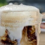 RumChata Summer Cocktails, root beer float, featured image